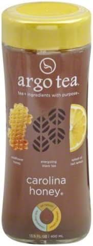 Bottled Tea & Tea Drinks: Argo Tea