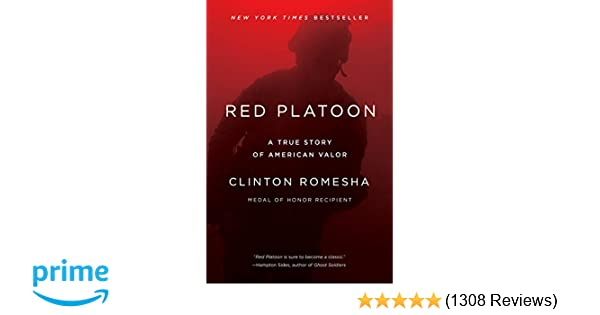 Amazon com: Red Platoon: A True Story of American Valor