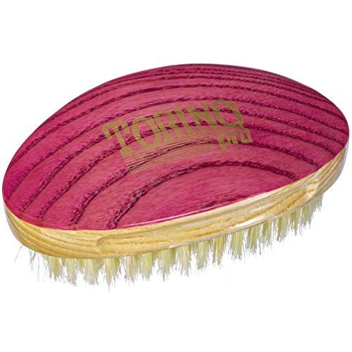 Torino Pro Wave Brushes By Brush King #44- Patented Medium Curve Palm brush- For 360 Waves