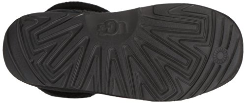 UGG Girls K Cardy II Pull-On Boot, Black, 8 M US Toddler by UGG (Image #3)