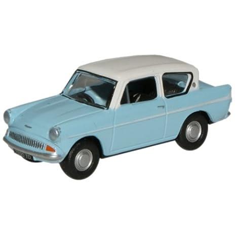 Amazon.com Oxford Diecast 76105007 Light Blue Ermine White Ford Anglia 176 Scale Diecast Model in Display Case Toys u0026 Games  sc 1 st  Amazon.com & Amazon.com: Oxford Diecast 76105007 Light Blue Ermine White Ford ... markmcfarlin.com