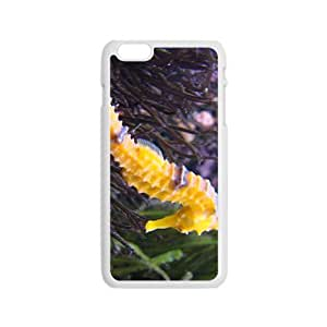 The Yellow Sea Horse Hight Quality Plastic Case for Iphone 6