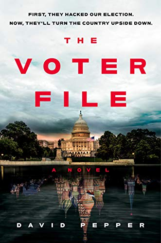 Book Cover: The Voter File