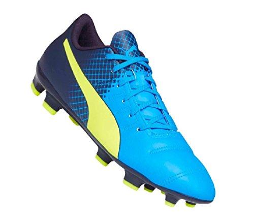 Puma Herren Evopower 4.3 Tricks Fg Fußballschuhe Blau