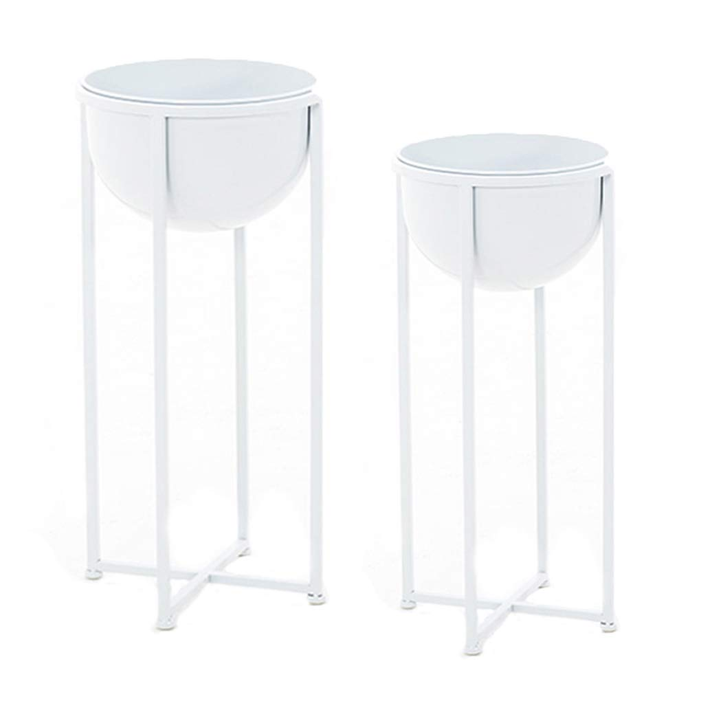 Simple Flor MetalSala Sarazong Soporte Estar De 4AL53jR