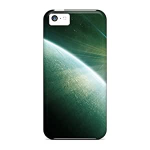 Cute High Quality Iphone 5c Sunrise In Space Cases