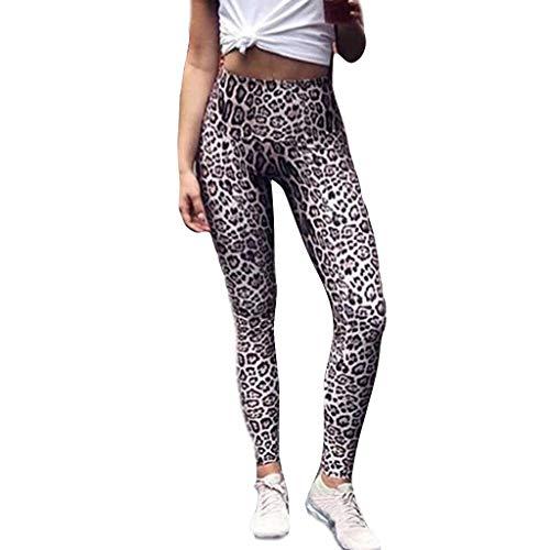 e0b6eda77cf4a SGMORE_Yoga Pants for Women Yoga Capris Solid Power Flex Running Workout  Leggings Calf-Length Pants