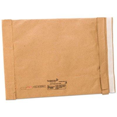 Sealed Air 65179 Jiffy Padded Self Seal Mailer, #5, 10 1/2 x 16, Natural Kraft (Case of 25)