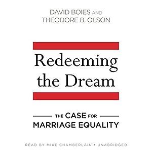Redeeming the Dream Audiobook
