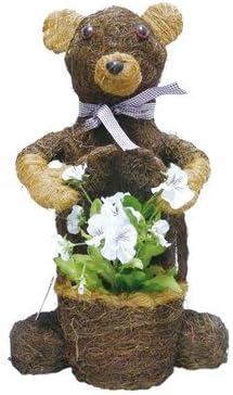 Gardener Select RA818 Bear Brushwood Topiary Brown