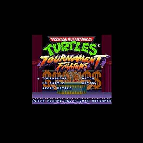 Amazon.com: ROMGame Teenage Mutant Ninja Turtles ...