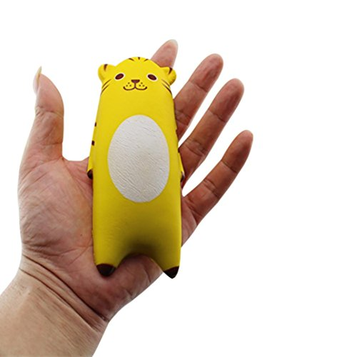 Balakie Xmas Gifts New Squishy Cute Animal Bread Phone Straps Slow Rising Bun Charms Gifts - Ball 2w