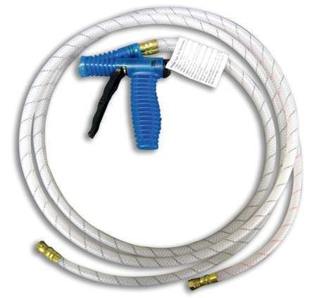 Spray Foam Hose and Gun Assembly, 9.5 ft