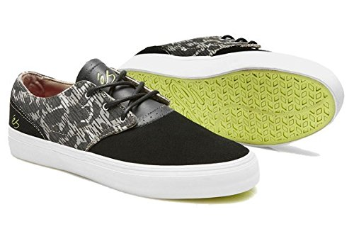 eS Skateboard Shoes ACCENT BLACK Size 13