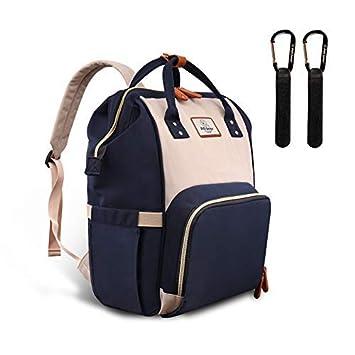 ebe4217d6173 Pipi bear Changing Backpack Bag - Large-Capacity