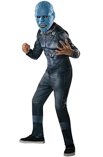 The Amazing Spider-man 2, Electro Value Costume, Child (The Amazing Spider Man 2 Electro Costume)