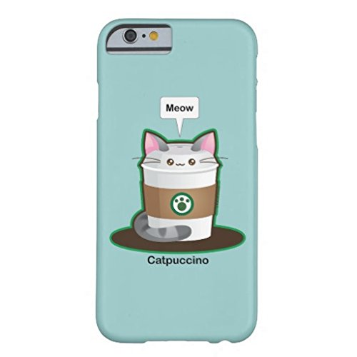 Phone Covers for iphone SE/iphone 5/5s Cute Cat Coffee Barely There Phone Case (Iphone 5s Barely There)