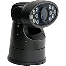 "Wonwoo WCA-363N IR Rugged PTZ Camera; 1/4"" 613K pixels Sony Super HAD II Double scan CCD; 700TV lines High Resolution; 960H with Effio-P; Super IR Lights up to 400ft"