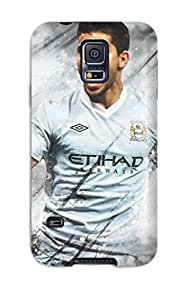 Snap-on Manchester City 768 Case Cover Skin Compatible With Galaxy S5