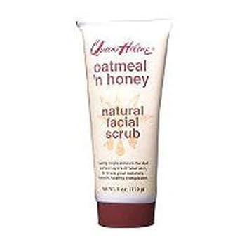 Queen Helene Oatmeal N Honey Facial Scrub 6oz. Tube 6 Pack