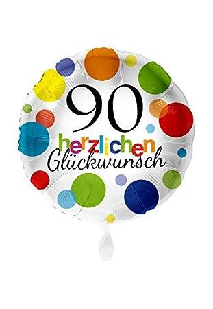 Balloonarama - Globo XL - Felicitaciones para 90 cumpleaños ...