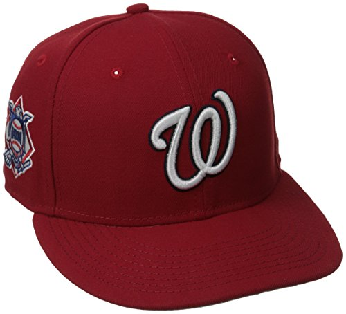 6391d57c6be MLB Washington Nationals Baycik Snap 9Fifty Cap-ML - Import It All