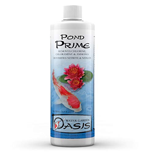 Seachem Pond Prime Water Conditioner - Chemical Remover and Detoxifier 500 ml from Seachem