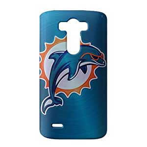 WWAN 2015 New Arrival miami dolphins 3D Phone Case for LG G3