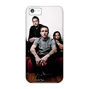 PamelaSmith Iphone 5c Protector Cell-phone Hard Cover Customized Lifelike Rise Against Series [SPY13298vLXs]