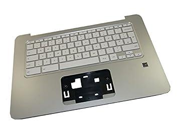 HP 787733-051 Carcasa Inferior con Teclado Refacción para ...
