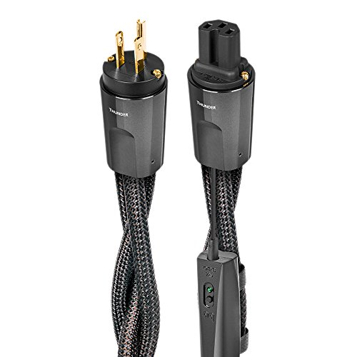 AudioQuest Thunder High Current 15 Amp Power Cable 2.0m by AudioQuest (Image #1)