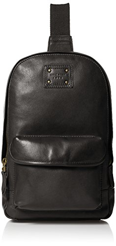 Cole Haan Sling - Cole Haan Men's Van Buren Leather Sling, Black