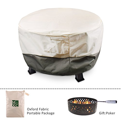 Best waterproof fire pit cover