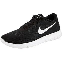 Nike Men's Free RN Running Shoe Black/Anthracite/White Size 11 M US