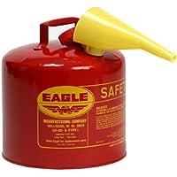 Eagle UI-50-FS Red Galvanized Steel Type I Gasoline...