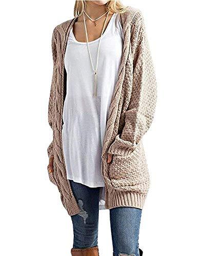 Cardigan Outerwear BoBoLily El Printemps Femme Automne nqCZC8Id