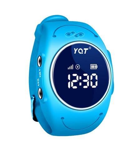 Niños Reloj Inteligente Q520s IP68 Impermeable Reloj de Pulsera ...