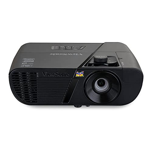 chollos oferta descuentos barato ViewSonic Pro7827HD Proyector LightStream Full HD 1080p Home Cinema Rec 709 1920x1080 3D Vertical Lens Shift 3xHDMI MHL altavoces color negro mate