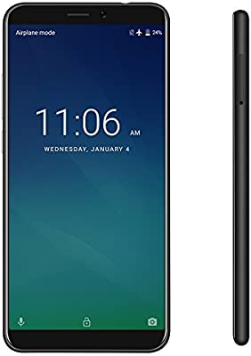 KEECOO P11-5,7 Pulgadas HD 18 9 Android 7.0 4G Dual SIM Smartphone ...