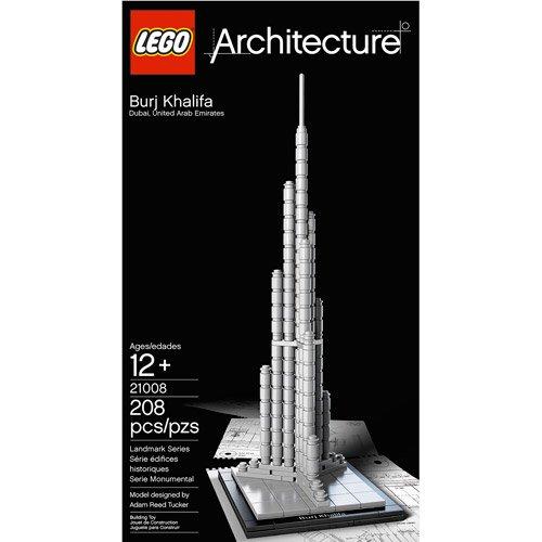 LEGO Architecture Burj Khalifa Dubai 21008