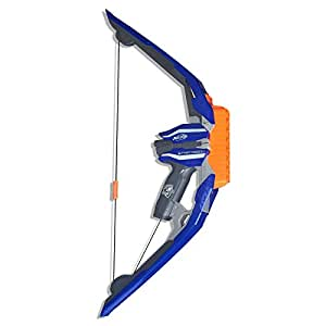 NERF Elite - Stratobow - Bow inc 15 Official Darts - Kids Toys & Outdoor Games - Ages 8+
