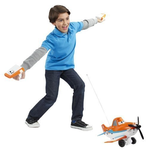 Disney Planes Wing Control Dusty Crophopper Radio Control Plane Children, Kids, Game
