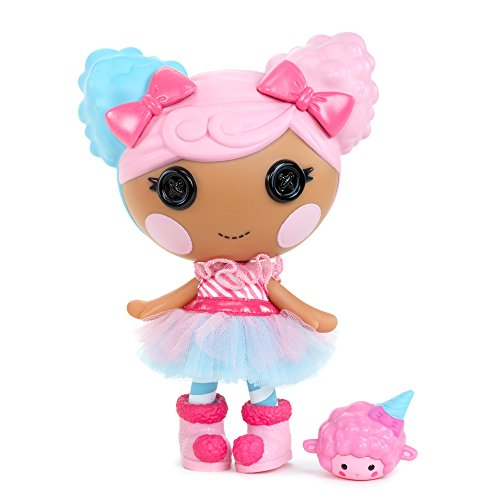 Lalaloopsy Sugary Sweet Littles Doll- Whispy Sugar (Stretch Puff)