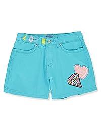 Dream Star Girls' Stretch Twill Shorts