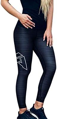 Women Ladies High Waist Sweatpants Printed legging Casual Yoga Slim Fit Pants