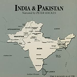 India and Pakistan Hörbuch