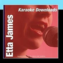 Karaoke Downloads - Etta James by Karaoke - Ameritz