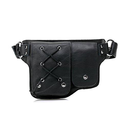 vicenzo-yvette-leather-waist-pack-belt-bag-y-black