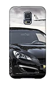 linJUN FENGNew Diy Design Hyundai Genesis Coupe Black For Galaxy S5 Cases Comfortable For Lovers And Friends For Christmas Gifts