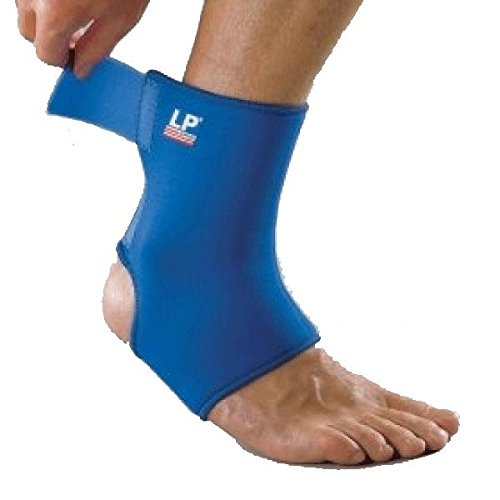 LP Supports Ankle Support With Strap , M - Left ()